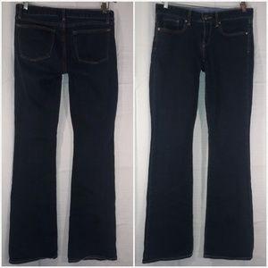 Gap curvy bootcut jeans size 4 L dark wash